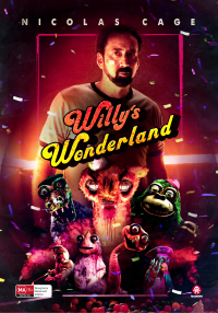 WILLY'S WONDERLAND Online Poster